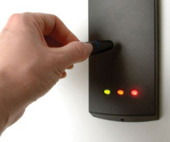 Door entry systems access control systems in cardiff for Door entry fobs