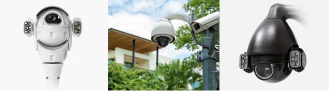One-Camera CCTV System