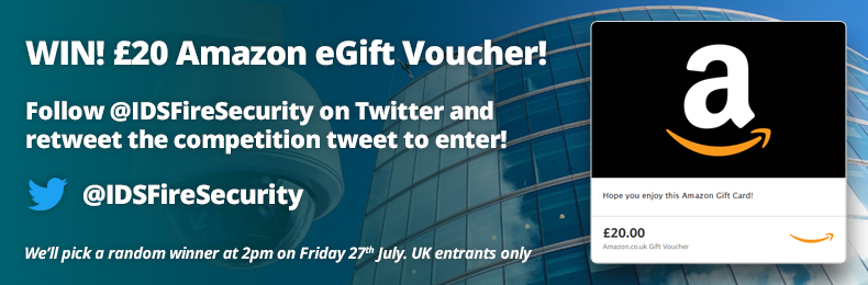 Win Amazon Voucher with IDS Security