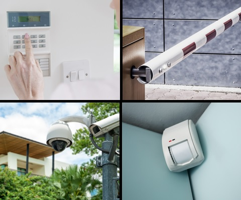 Fully integrated security systems