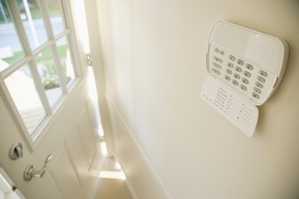types of intruder alarms